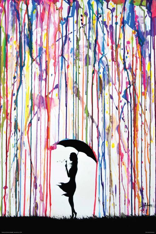 Marc Allante - Dandelion Plakat