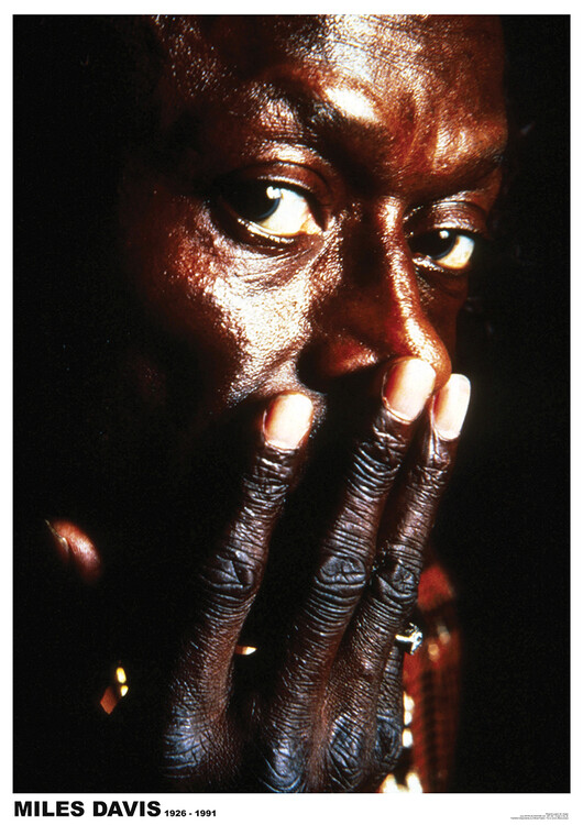 Plakat Miles Davis - 1926-1991