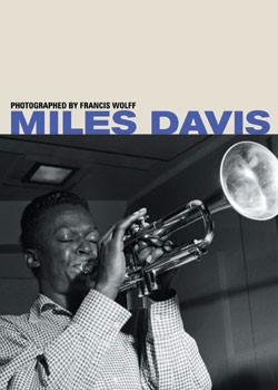 Miles Davis - foto wolf Plakat