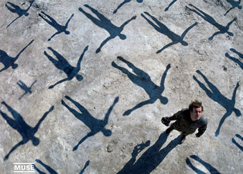 Muse - absolution Plakat