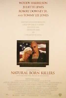 NATURAL BORN KILLERS Plakat