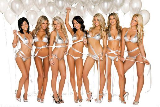 Party Girls Plakat