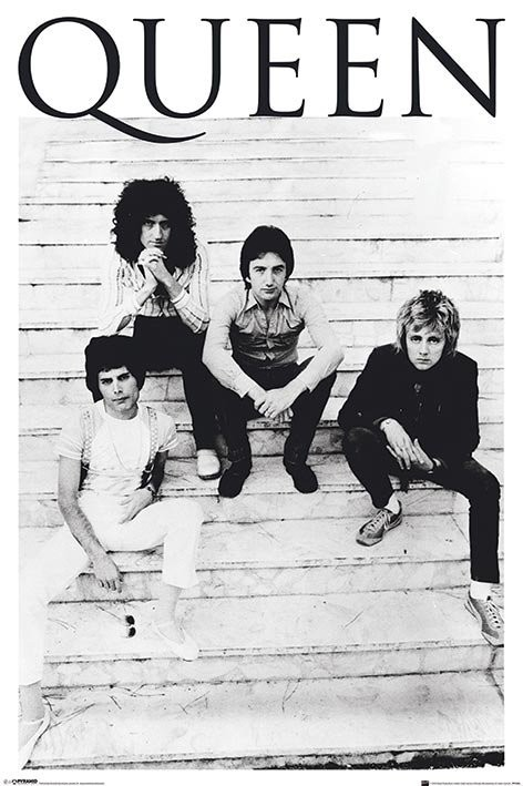 Queen - brazil 81 Plakat