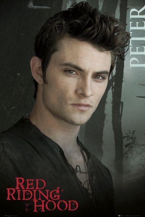 RED RIDING HOOD - peter Plakat