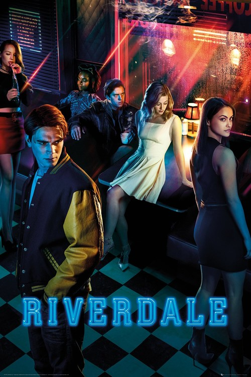 Riverdale - Season One Key Art Plakat