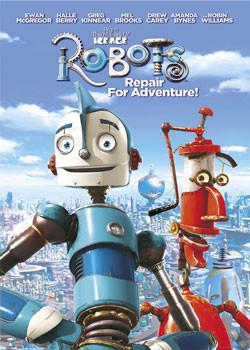 ROBOTI - teaser Plakat