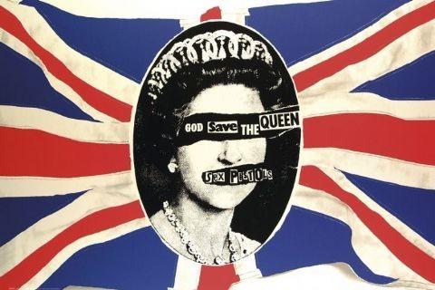 Sex Pistols Plakat