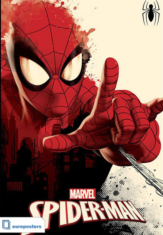 Spiderman - Friendly Neighborhood Plakat