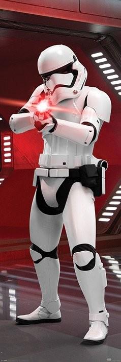 Star Wars - Episode VII Stormtrooper Plakat