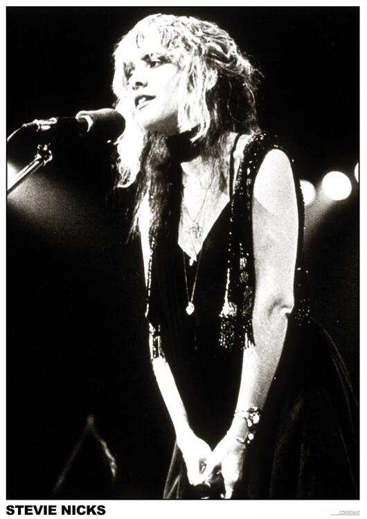 Plakat Stevie Nicks - Fleetwood Mac