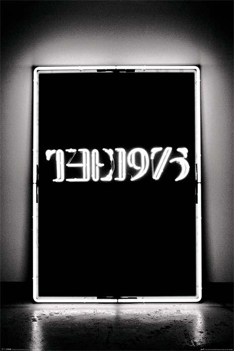The 1975 - Album Cover Plakat