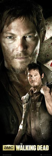 THE WALKING DEAD - Daryl Plakat