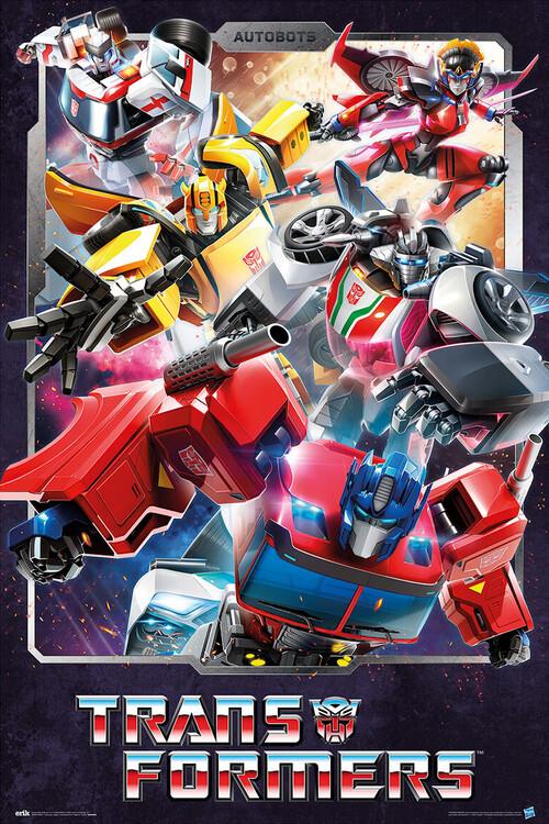 Plakat Transformers
