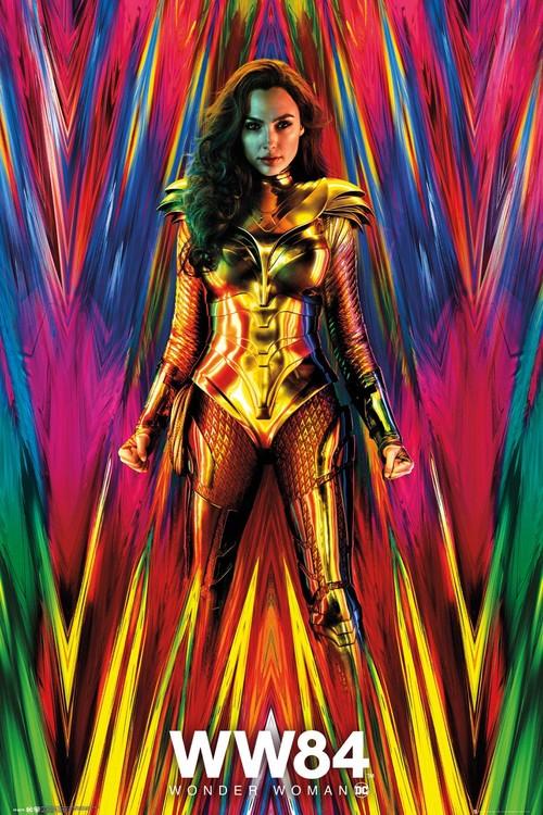 Wonder Woman: 1984 - Teaser Plakat