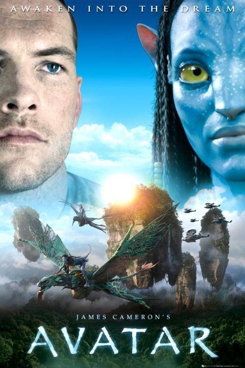 Poster Avatar limited ed. - awaken