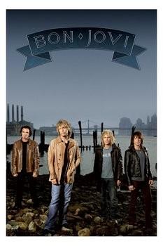 Bon Jovi - group Plakat
