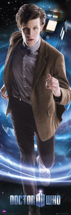 DOCTOR WHO - doctor Plakat