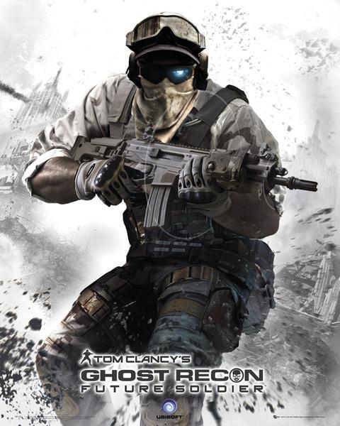 Ghost recon  Plakat