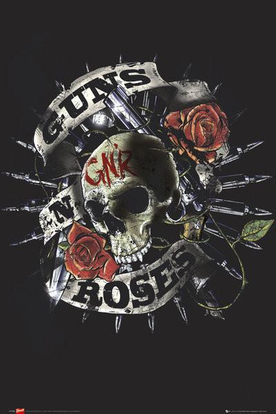 Guns'n'Roses - firepower Poster