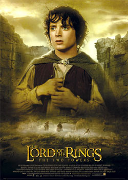 LORD OF THE RINGS – frodo teaser Poster