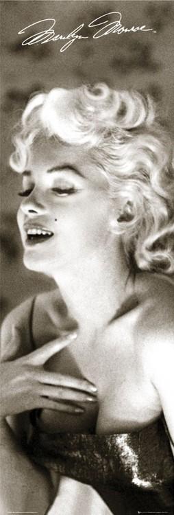 Marilyn Monroe - glow Plakat