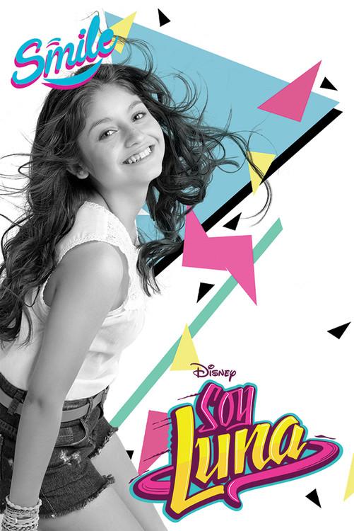 Soy Luna Smile Plakat Poster Na Europosteri Hr