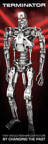 Terminator - Future Plakat