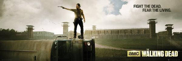 The Walking Dead - Prison Poster