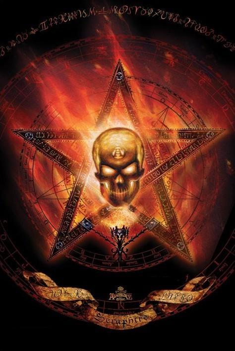 Alchemy - seraphire Plakát