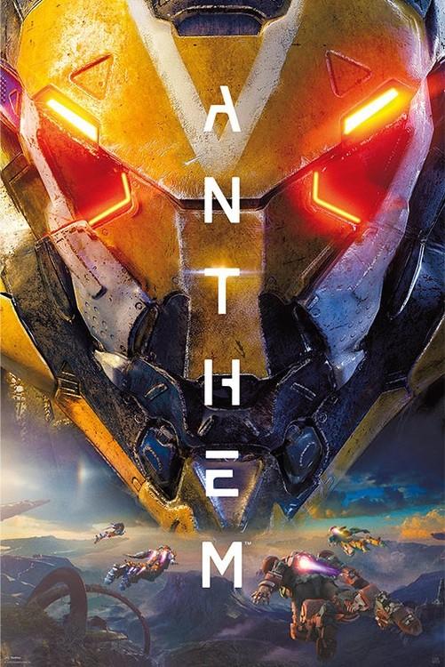 Anthem - Javelin Plakát