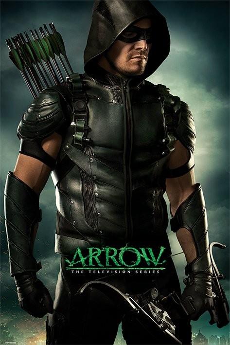 Arrow - Aim Higher Plakát