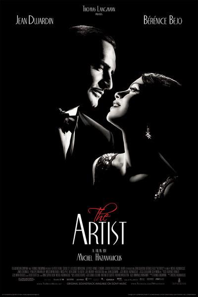 ARTIST - teaser 2013 Plakát
