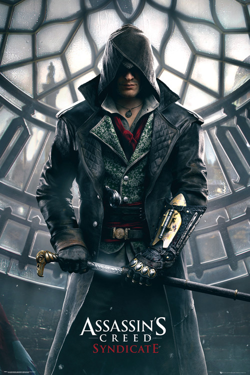 Assassin's Creed Syndicate - Big Ben Plakát