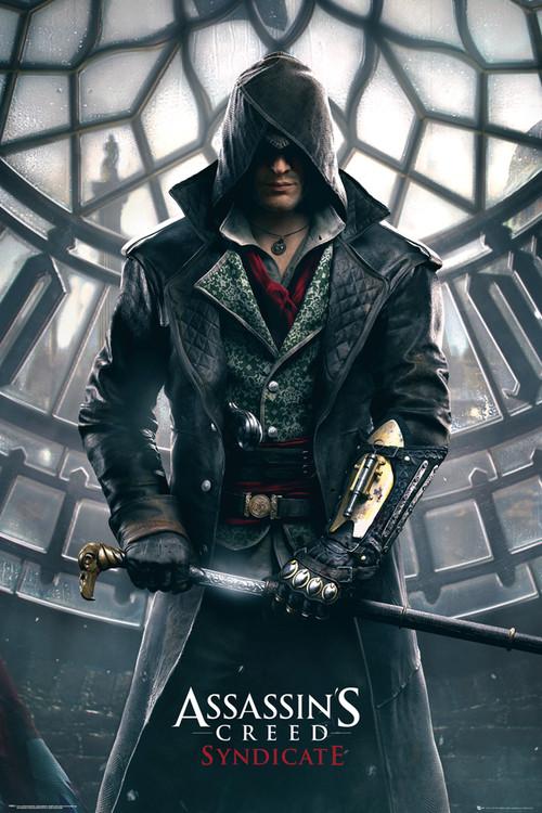 Assassin's Creed Syndicate - Big Ben plakát