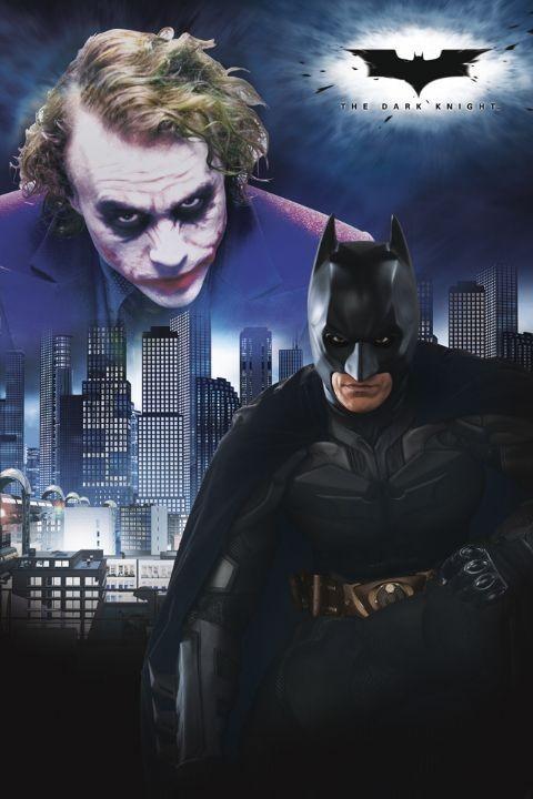 BATMAN - duel Plakát