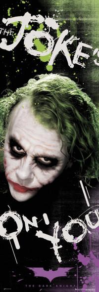 BATMAN - jokes Plakát