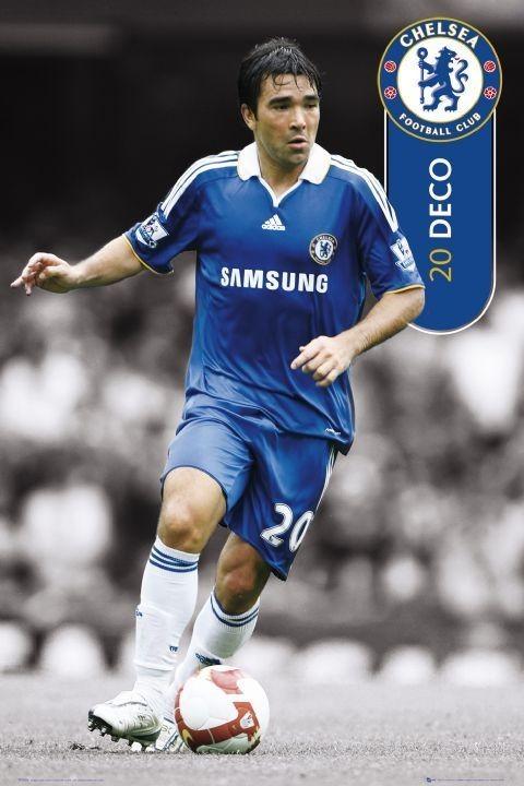 Chelsea - deco 08/09 plakát