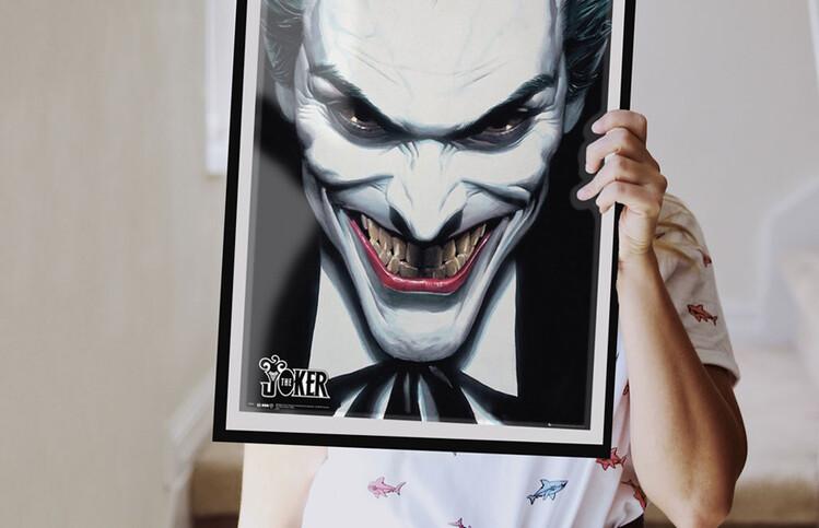 DC Comics - Joker Ross Plakát