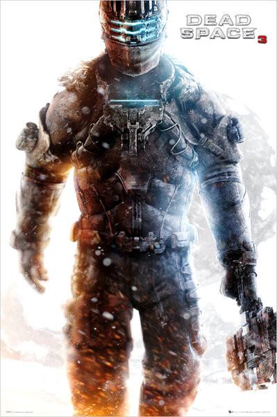 Dead space 3 - cover  Plakát