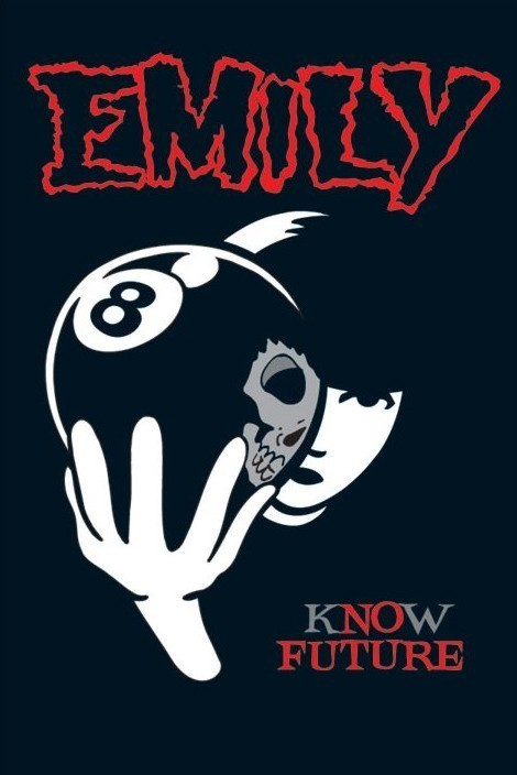 Emily the strange Plakát