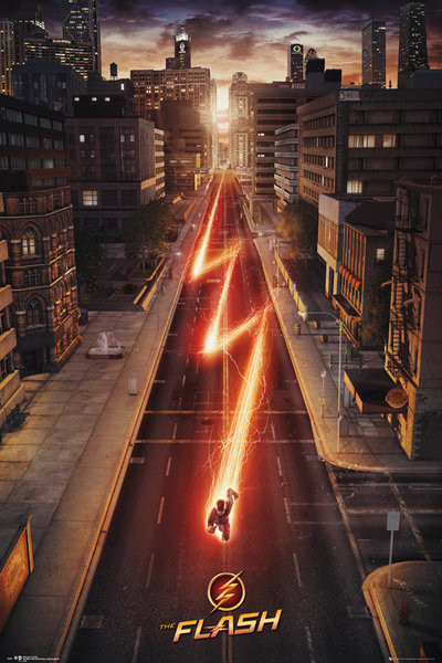 Flash - One Sheet Plakát