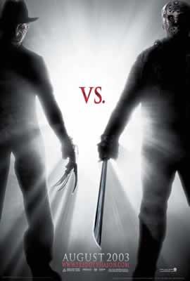 Freddy vs. Jason Plakát
