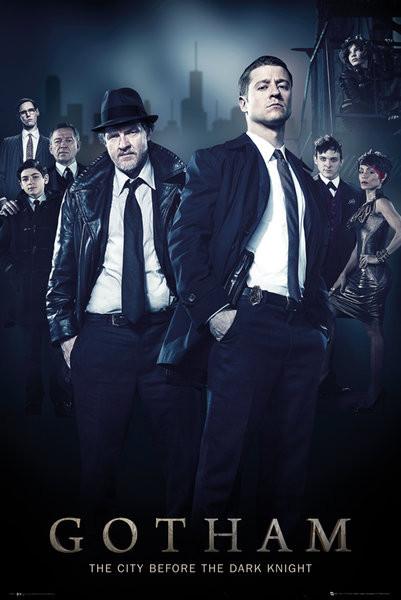 Gotham - Cast plakát