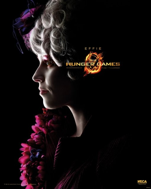 HUNGER GAMES - Effie Plakát