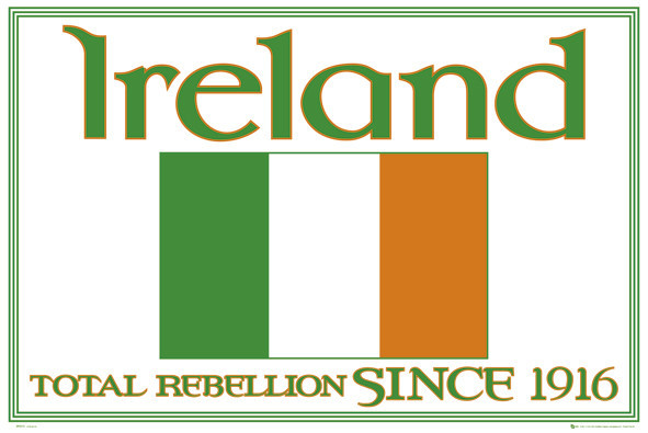 Ireland - 1916 Plakát
