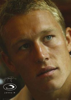 Jonny Wilkinson - face Plakát