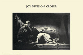Joy Division - closer Plakát