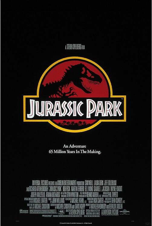 Jurassic Park Plakát