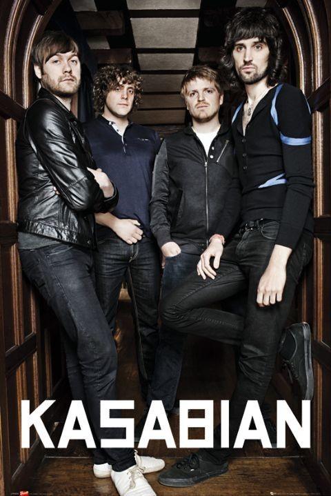 Kasabian - archway Plakát