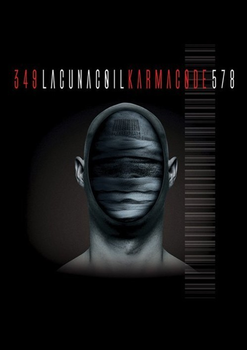 Lacuna Coil - karmacode Plakát